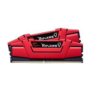 G.SKILL RipjawsV DDR4 16GB (8GB x 2) 2400MHz CL15 Dual Channel Desktop Ram